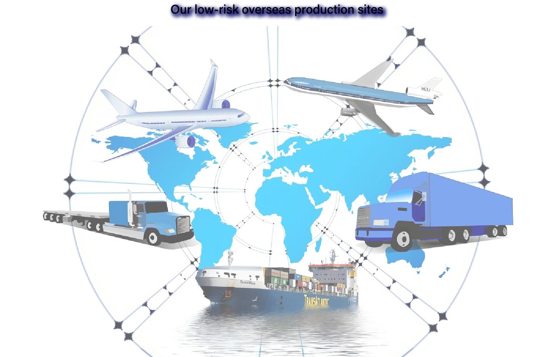アークテックが実現する低リスクでの海外生産拠点化
