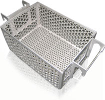 Basket for an automatic machine